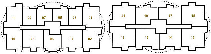 Brickell On The River Condo Floor Plans