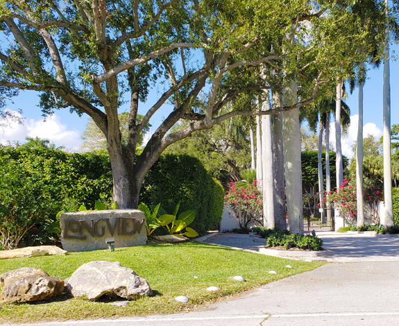 Homes in Long View Villas Coconut Grove Subdivision