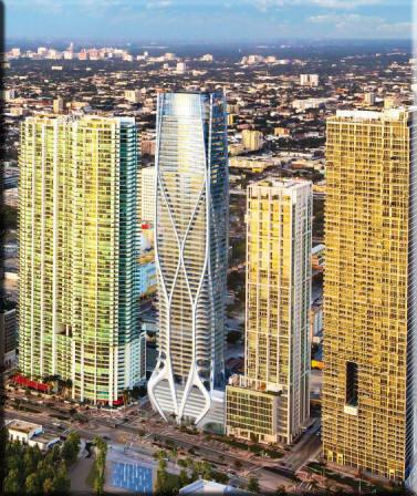1000 Museum Condo Miami Condos For Sale Rent Floor Plans