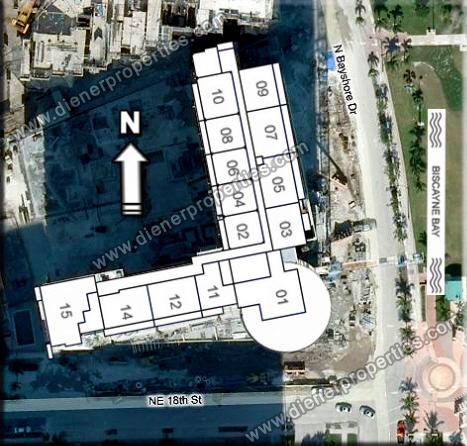1800 club condo floor plans