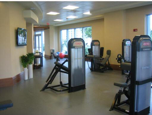 1060 Brickell Condo-Gym