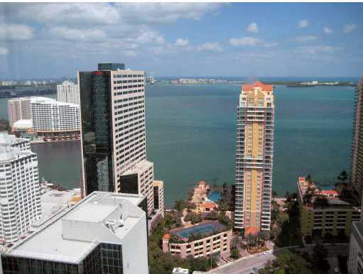 1060 Brickell Condo-View