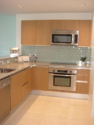 1060 Brickell Condo-Kitchen