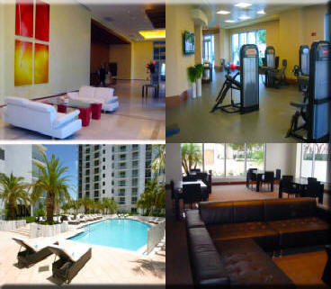 1060 Brickell Condo - Amenities