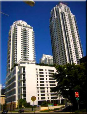 1060 and 1050 Brickell Condo