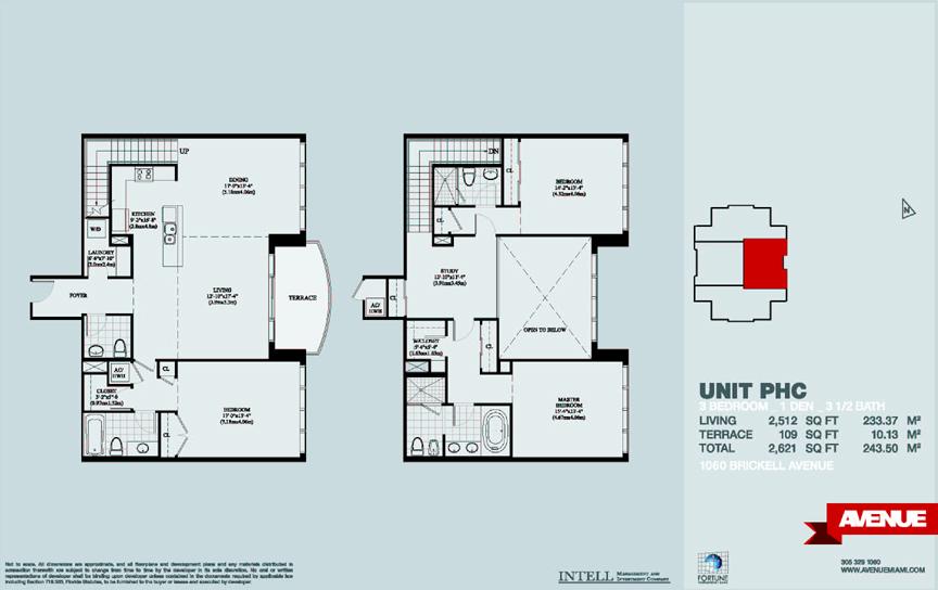 1050 avenue at brickell condo floor plans 1060 brickell relatedisg