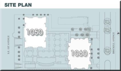 1060 Brickell Condo Floor Plans