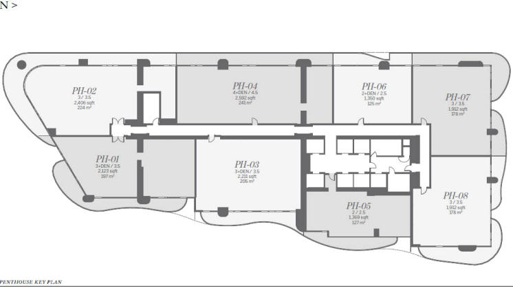 Brickell Flatiron Condos For Sale Rent Floor Plans