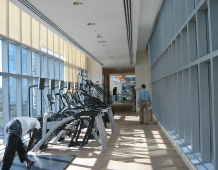 Miami Four Seasons Gym