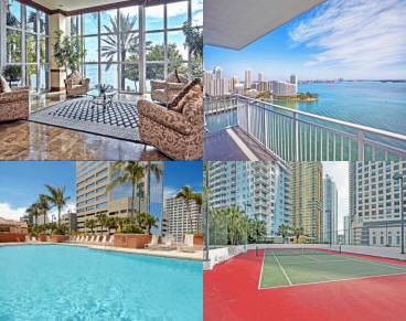 Yacth Club At Brickell Amenities