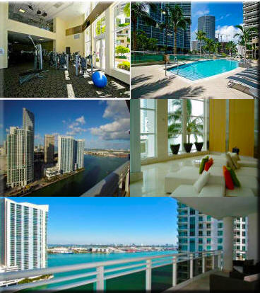 Carbonell Brickell Key Condo