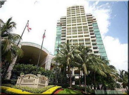 Ritz Carlton Coconut Grove Condo