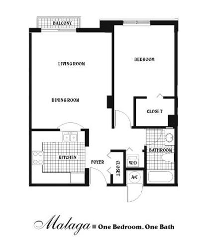 Douglas grand coral gables condo floor plans for 1 bedroom condo floor plans