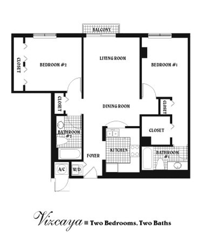 2 bedroom condo floor plans douglas grand coral gables condo floor plans 22819