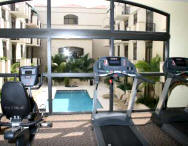 Ponce Tower Condo Gym