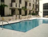 Ponce Tower Condo Pool
