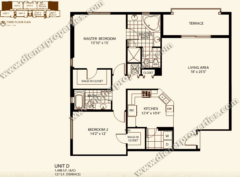 Home ideas for Condo blueprints