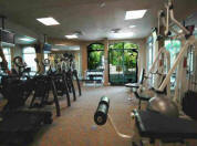 Valencia Condo South Miami Gym