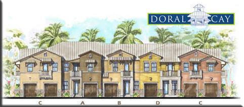 Doral Cay Townhomes Villas For Sale Rent Floor Plans