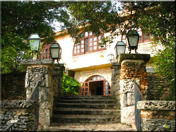 Las Ramblas Country Club House