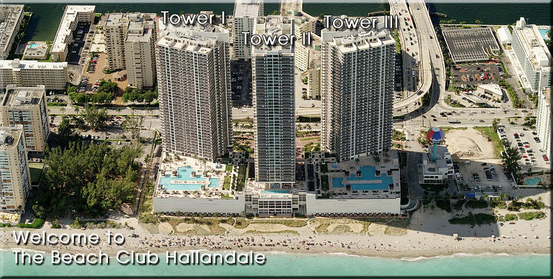 Beach Club Hallandale