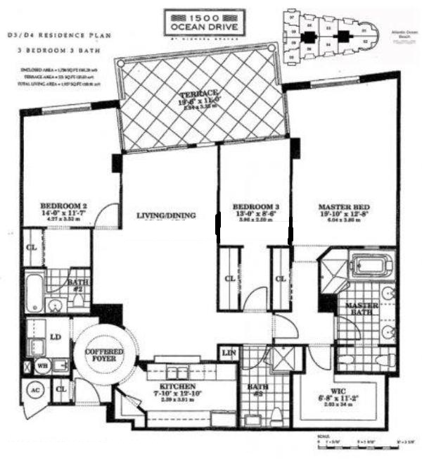 Miami Apartment Floor Plans