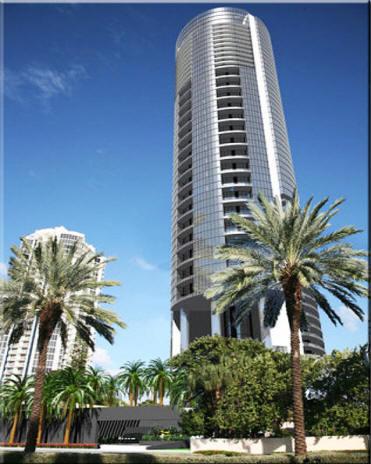 Porsche Design Tower Sunny Isles Condo