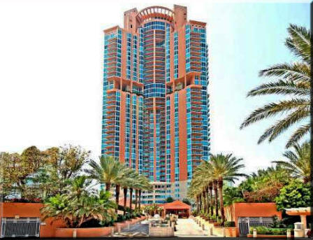 Portofino Tower Condo Miami Beach