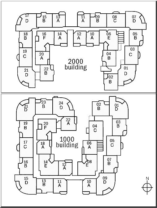 Cosmopolitan Miami Beach Floor Plans