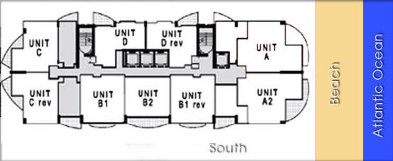 Sole On The Ocean Condo Floor Plans