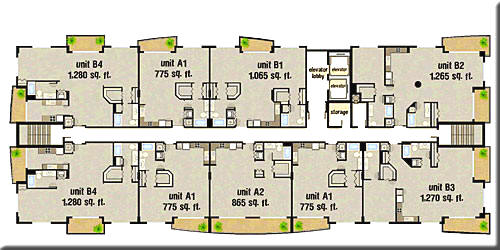 Uptown Lofts Miami Condos For Sale Rent Floor Plans