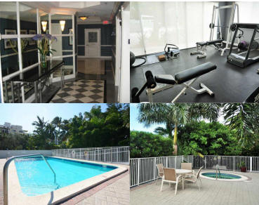 West Bay Plaza Miami Beach Amenities